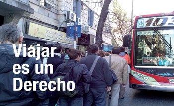 """Defensoría lanza la campaña """"Viajar es un Derecho"""" para usuarios del transporte público   Alejandro amor"""