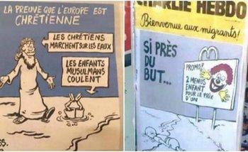 ¿Burla o protesta?: las polémicas viñetas de Charlie Hebdo | Charlie hebdo
