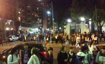 San Isidro: murió cuando se evacuaba el edificio por el sismo en Chile   Terremoto en chile
