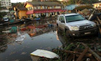 Tras el terremoto, hay 12 muertos y cinco desaparecidos en Chile   Chile