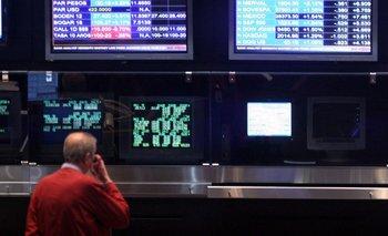 Tras las fuertes caídas, la bolsa rebotó 5,5% | Cotizaciones