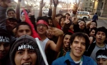 VIDEO: La desopilante contramarcha #NiUnoMenos | #niunamenos