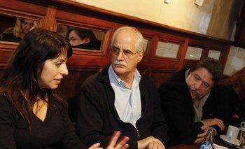 El Movimiento Evita avanza en la conformación de alianzas en la Ciudad   Claudio lozano