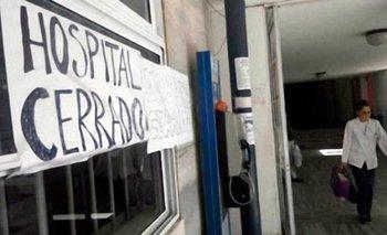 Martes de paro docente, de estatales y de los hospitales | Paro