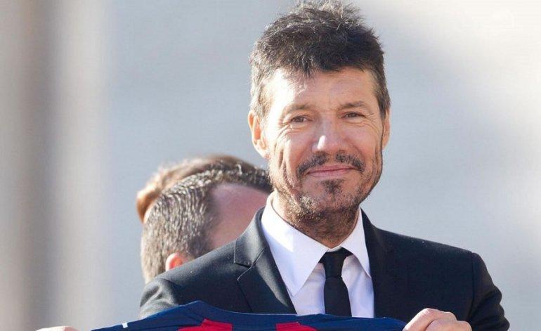 Marcelo Tinelli producirá la serie sobre Luis