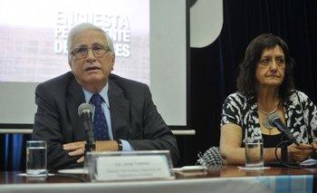 """Para el director del INDEC """"la Argentina tiene una pobreza reducida para el tamaño del país""""   Indec"""