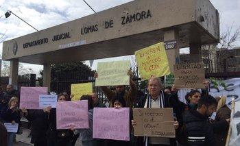 Caso Anahí: Polémica marcha para que liberen a uno de los acusados | Justicia