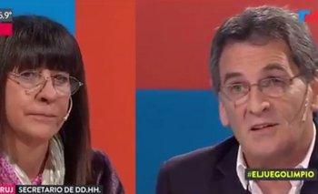Avruj defendió a Patricia Bullrich y Diana Conti deschavó a la ministra   Patricia bullrich
