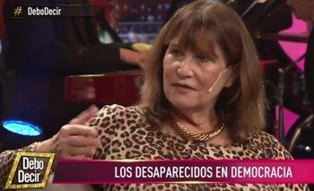 La madre de María Cash dejó mal parado al Gobierno y le mandó un mensaje a Macri | María cash