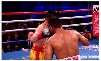 VIDEO | A cámara lenta: El terrible nocaut a uno de los mejores boxeadores de la actualidad | Boxeo