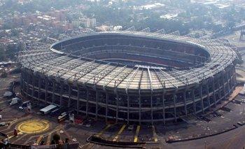El vídeo del estadio Azteca durante el terremoto que se viralizó en las redes   Twitter