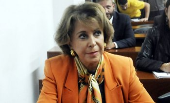 Murió María Julia Alsogaray | Menem