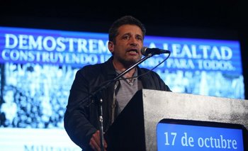 Crece la presión mediática contra Santa María por la nota de Verbitsky que enfureció a Macri   Víctor santa maría