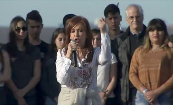 Cristina en Crónica: reveló por qué es candidata   Peronismo