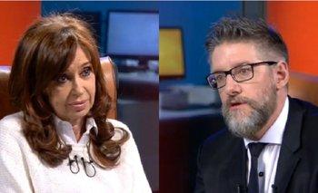 Cristina pidió disculpas a Novaresio e hizo una importante aclaración | Alberto fernández