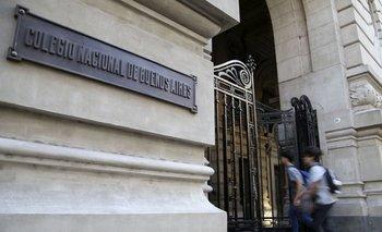 Denunciaron un caso de abuso en el Colegio Nacional Buenos Aires   Educación