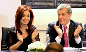 Temblor en Cumplir: Domínguez rompió con Randazzo y llamó a votar por Cristina   Cristina kirchner