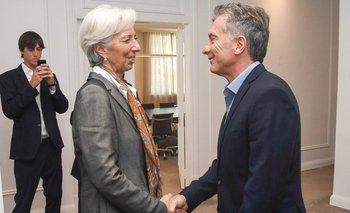 Imputaron a Macri por el acuerdo con el FMI   Crisis económica