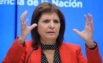 Citan a Patricia Bullrich al Congreso por su frase sobre saqueos y kirchnerismo | Patricia bullrich