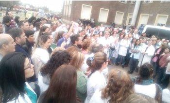 Echan a cien trabajadores del Hospital Posadas | El destape radio