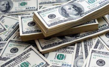 Los depósitos cayeron U$S 115 millones y es la octava baja consecutiva | Banco central