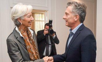 Un fiscal apeló y complicó a Macri por el acuerdo con el FMI | Congreso