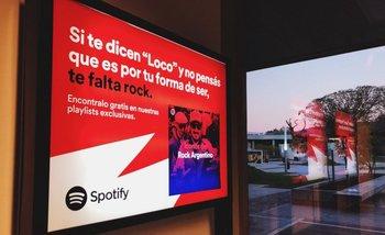 La publicidad de Spotify que usa una frase de Myriam Bregman | Myriam bregman