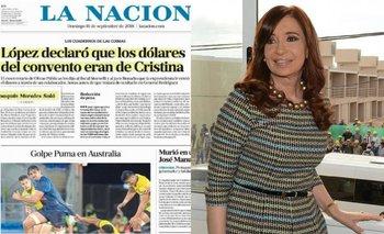 La operación mediática de La Nación sobre los dólares de López que se cayó a pedazos | Joaquín morales solá