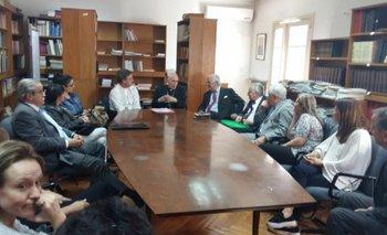 Escandaloso: La Iglesia se reunió con Pando y otros defensores de represores | Iglesia