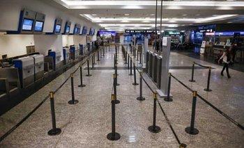 Aerolineas Argentinas reprograma sus vuelos por el paro nacional del martes | Aerolíneas argentinas