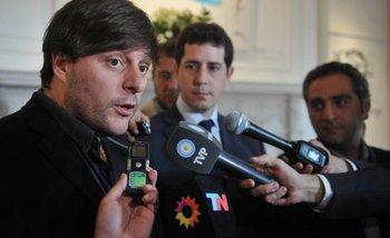 Leandro Santoro expuso a Clarín por tergiversar sus dichos sobre Máximo Kirchner | Clarín