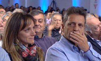Massa y Malena, hasta las lágrimas por la crisis  | Elecciones 2019
