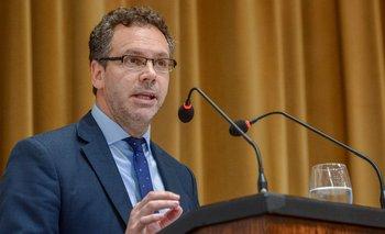 En medio de la crisis bancaria, habrá una conferencia de prensa de Sandleris | Crisis económica