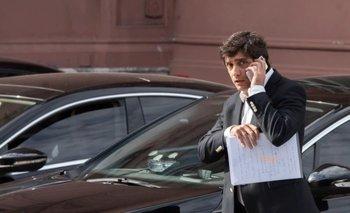 La respuesta de Lacunza a los medios por filtrar fotos de su cuaderno personal   Crisis económica