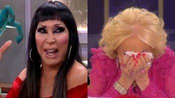 Moria Casán apuntó contra Mirtha y destacó a Alberto y Cristina   Picante