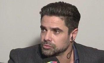El chiste que enojó a Luciano Castro por su desnudo | Contra famoso humorista