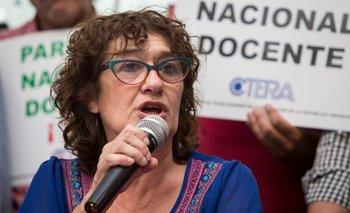Alesso, titular de CTERA, confirmó el paro nacional | Paro docente