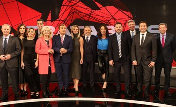 Un panelista de Intratables debutó en Crónica TV y duplicó el rating   Intratables