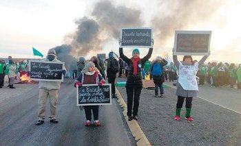 Conflicto docente en Chubut: trabajadores exigen que los reciba Finocchiaro | Conflicto docente