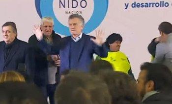 En medio de la crisis, Macri bailó en un acto en Córdoba | Crisis económica