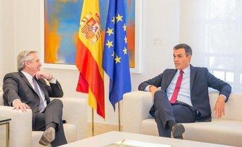 La agenda de Alberto Fernández en España: reuniones con líderes y conferencias académicas | Gira en españa