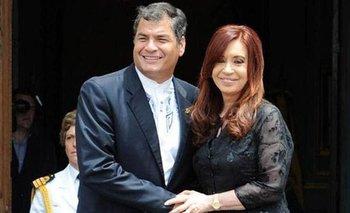 Como con CFK, armaron una causa de los cuadernos contra Correa en Ecuador | Cuadernos de ecuador