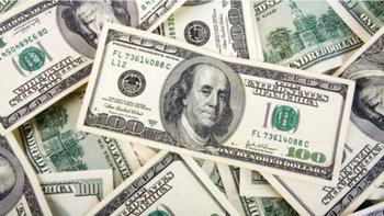 El dólar abrió la semana al alza y cerró a $ 58,15 | Dólar