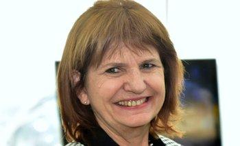 Patricia Bullrich aseguró que las protestas sociales son un invento del Frente de Todos | Crisis económica