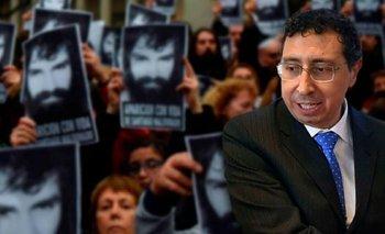 Caso Maldonado: ordenaron que el juez Lleral siga en la investigación | Santiago maldonado