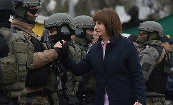 Patricia Bullrich volvió a defender a Gendarmería en el caso Maldonado | Santiago maldonado