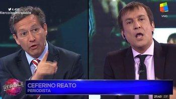 Intratables: Reato y Vilouta se pelearon por despegarse de Macri | Intratables
