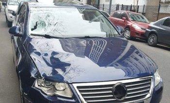 Las multas del conductor que atropelló a la agente de tránsito | Accidente de tránsito