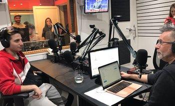 En El Destape Radio, Wos recordó su duro discurso en la Batalla de Gallos | Wos en el destape