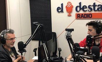 En El Destape Radio, Wos dio una clase rápida para aprender a improvisar | Wos en el destape